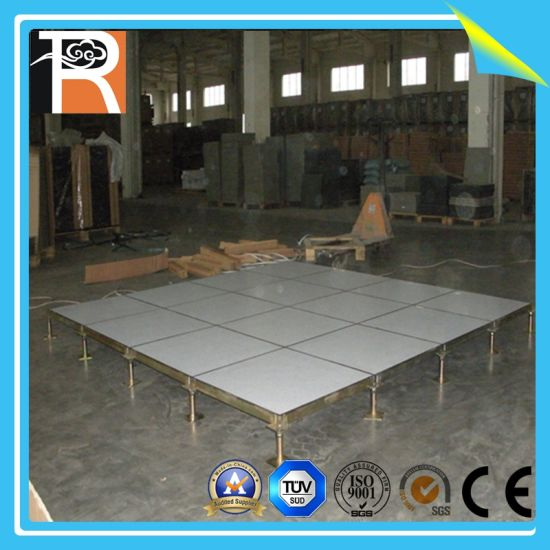 Anti-Static HPL Floor (8117) pictures & photos