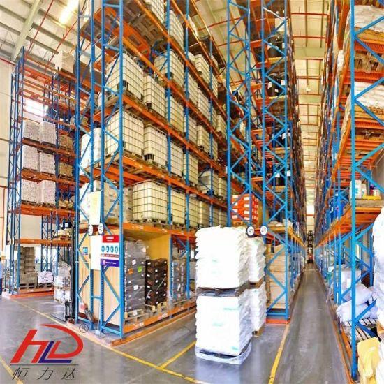 Warehouse Storage Very Narrow Aisle Racking