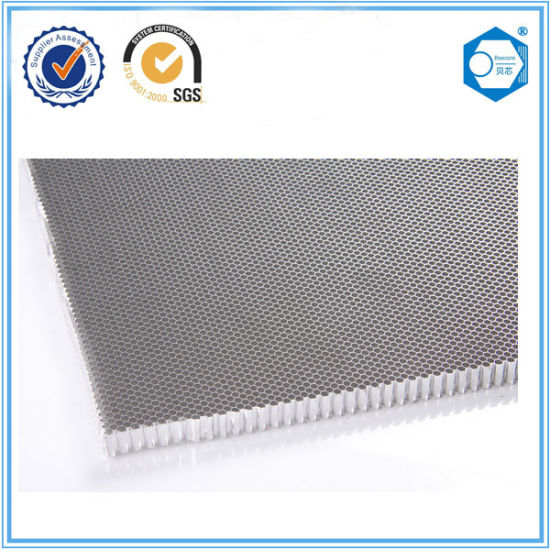 Honeycomb Grid Aluminum Honeycomb Core pictures & photos