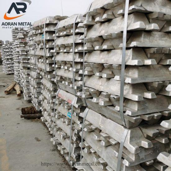 7000 Series Aluminium Ingots 99.9% Factory Direct