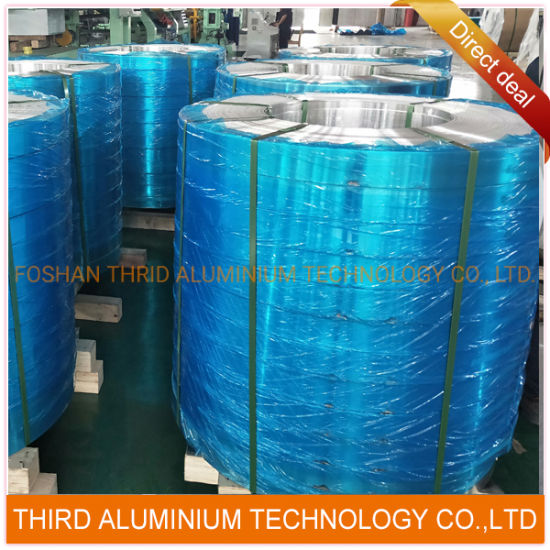 Aluminium Alloy Coil Strip (6061/6101/6082/6063) with Mill Finish for Automobile/Car/Vehicle