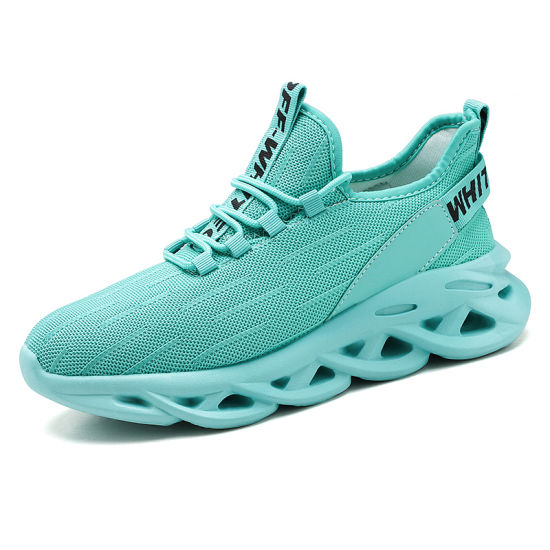 Basic Style Size 39-44 Flyknit Shoe for Men