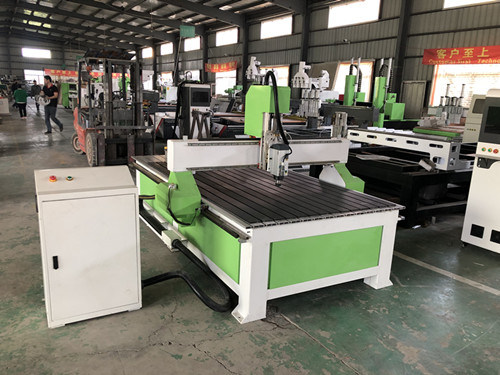 Cheap CNC Wood Working Best Carving Machine Aluminum Table 4.5kw Spindle DSP A11 Control 1325 CNC Router with Dust Collector