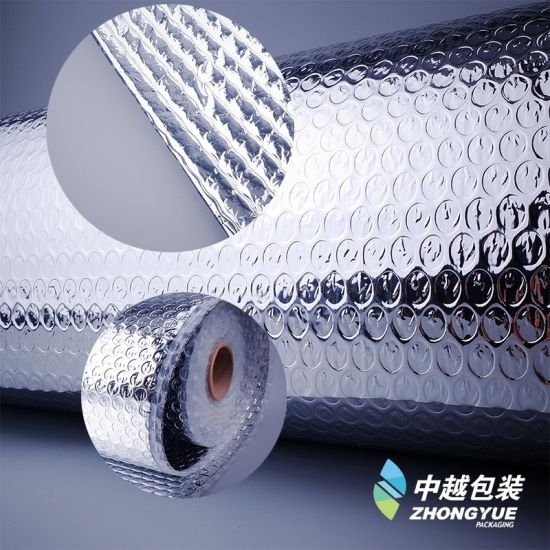 Metal Bubble Film Thermal Heat Insulation Materials for Roofing