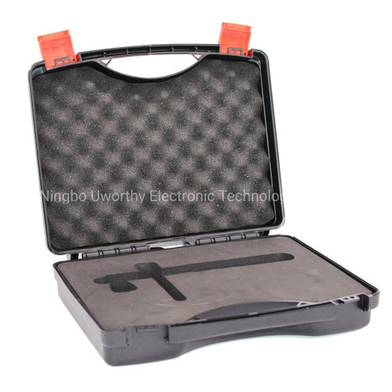 Plastic Case with Foam Padding Tool Case Sample Carry Case