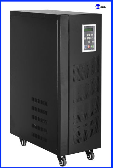 Factory Bulk Price High Frequency Pure Sine Wave Online UPS Power 6kVA~20kVA