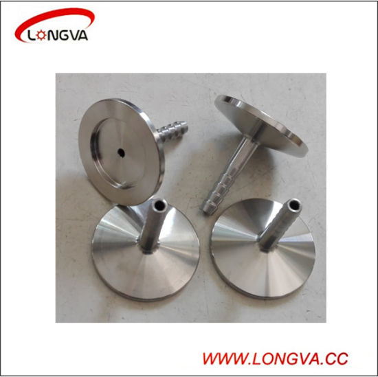 """Vacuum Pipe Fitting Stainless Steel Kf25X1/2"""" Hose Barb"""