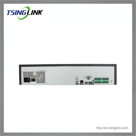Large Storage Capacity Network Recorder 24 Channel CCTV NVR