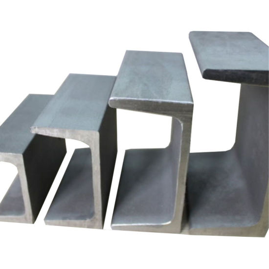 Galvanized Channel Steel Bar with 200*75*9mm (CZ-C67)