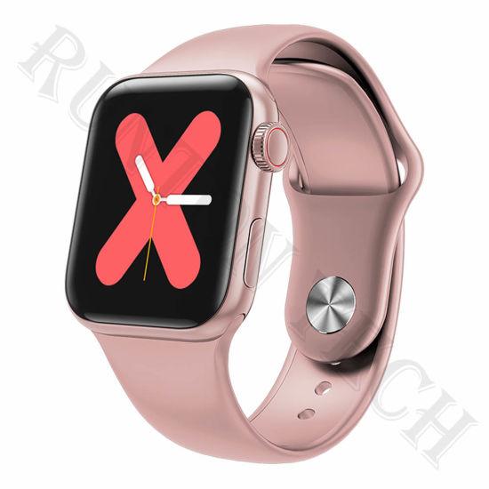 W58 PRO Temperature Immunity Smart Bracelet Health Iwo Thermometer Smartwatch