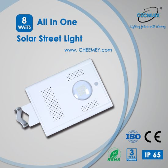 Outdoor Solar Street Road Light LED Sensor Light 8W~120W