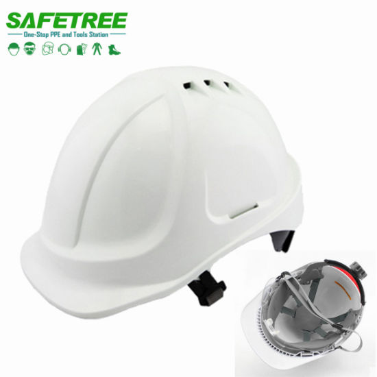 ANSI Z89 1 Type I Class E G C Ce En397 Construction Hard Hat Safety Helmet PPE Equipment