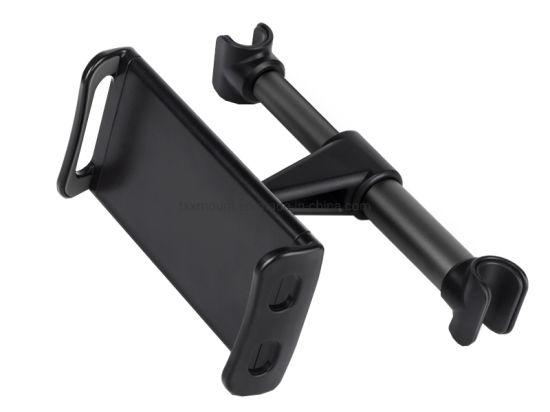 """Clip on Adjustable Car Backseat Headrest Mount for 4""""-10.1"""" Mobile or Tablets Devices"""
