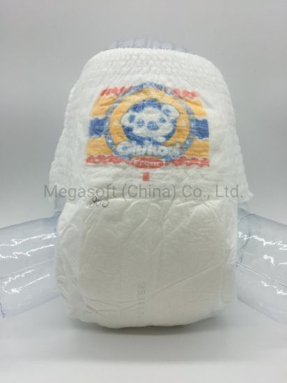 360 Disposable Pull on up Baby Diaper Training Pants with Discard Tape