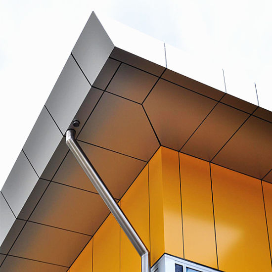Interior Wall Cladding Metal Panels for Buildings