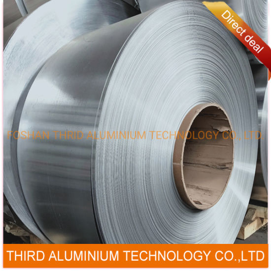 Factory Customized Aluminum/Aluminium Coil with Polysurlyn Back for Moisture Barrier 1050/1060 /1100/3003/3105/5005/5052/5083