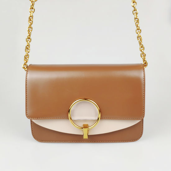 Women Day Life Split Nappa Leather Crossbody Bag