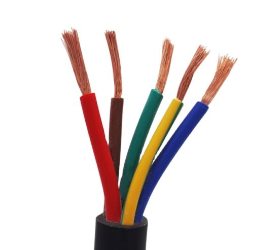 China Super Flexible Feeder Cable Low Smoke Halogen-Free Fire-Retardant  Coaxial Cable - China PVC Insulated Power Cable, Fire-Resistant Power Cable