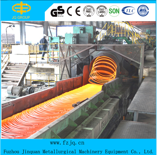 Offering High Performance Wire Rod Mill Line/ Rolling Mill Machine