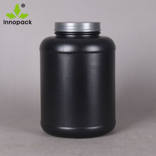 5L HDPE Protein Powder Jar with Spoon pictures & photos