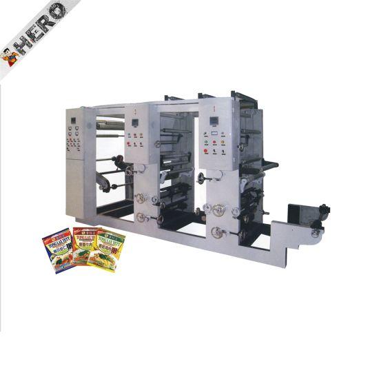 Hero Brand Flexo Printing Press (HYT8-1000)