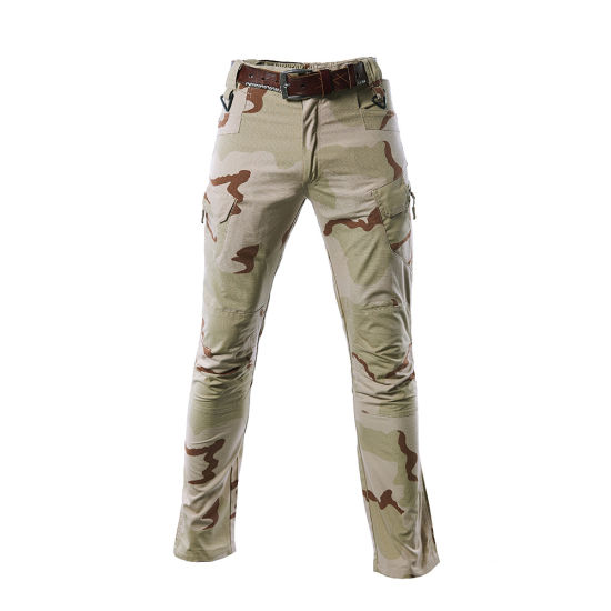 IX7 Military Outdoors City Men Pants Army Training Outdoor Trousers