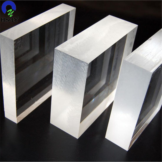 Clear Plastic Acrylic Sheet for Building Material
