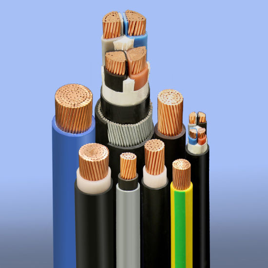 XLPE Insulated Electric Cable 0.6/1kv Copper/ Aluminum Conductor 1 Core 400mm2 Copper Scrap Building  Cable 25 Sq mm Aluminium Cable Price pictures & photos