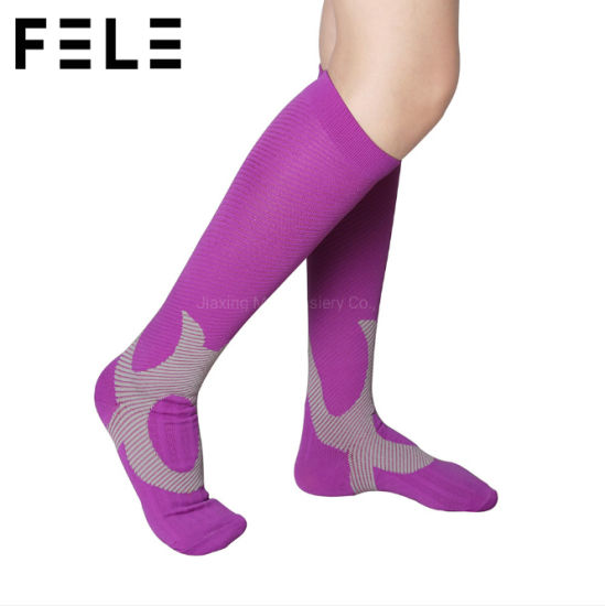 f2bceb605 China Knee High Socks Mens Cotton High Men Compression Socks - China ...