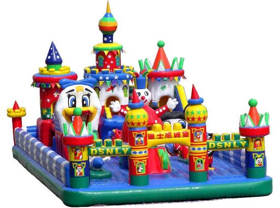 Nice Design Inflatable Castle Toy for Children