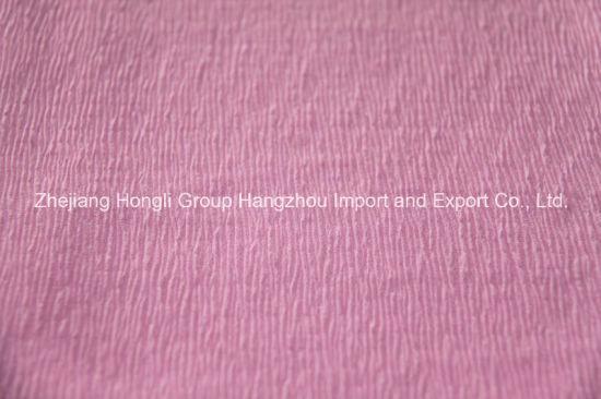 Popular High Twist Georgette Fabric for Fashion Garment