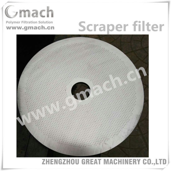 Laser Perforated Plate, Breaker Plate, Filter Plate for No Mesh Filter pictures & photos