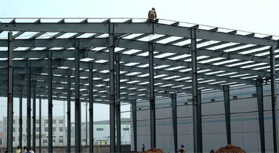 Stadium Stadium Steel Roof Structure High Rise Building Manufacturer (SD-501)