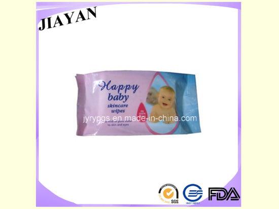OEM Hot Brand 80PCS Johnson Fragrance Baby Wet Wipes