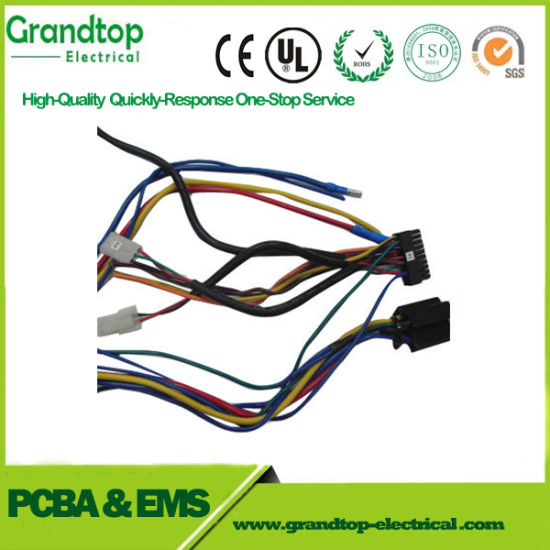china wholesale custom cable assembly wiring harness with best price rh nick lee en made in china com swiss wiring harness price list trailer wiring harness price