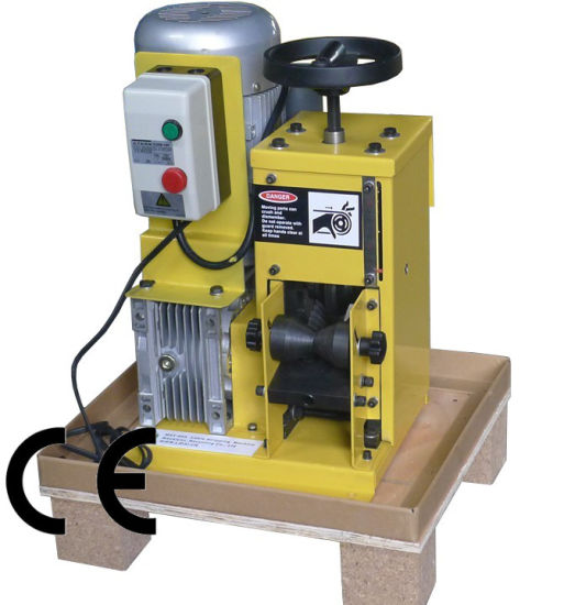 Dia. 1.5 - 60 Mm Scrap Wire Stripping Machine