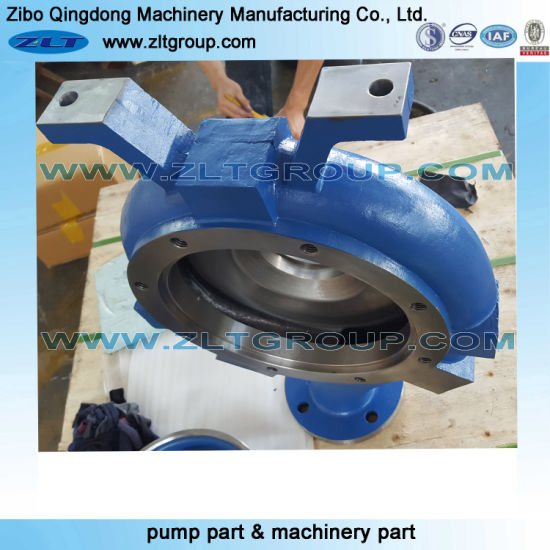 China Centrifugal Pump Stainless Replacement Part Casing - China