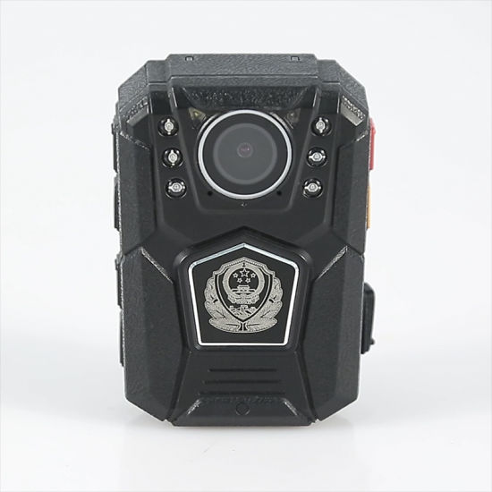 Super HD Police Body Worn Surveillance Camera Support WiFi Option pictures & photos