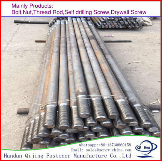 China Construction Concrete Anchor Bolt with Hook - China