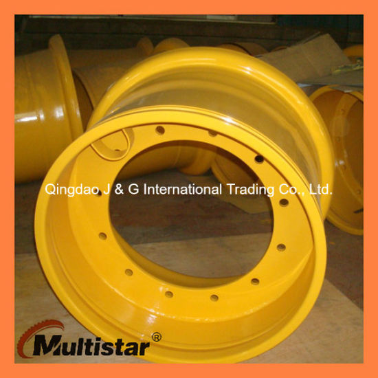 OTR Wheels Earthmover Steel Wheel 25-25.00/3.5 Wheel Loader Rim pictures & photos