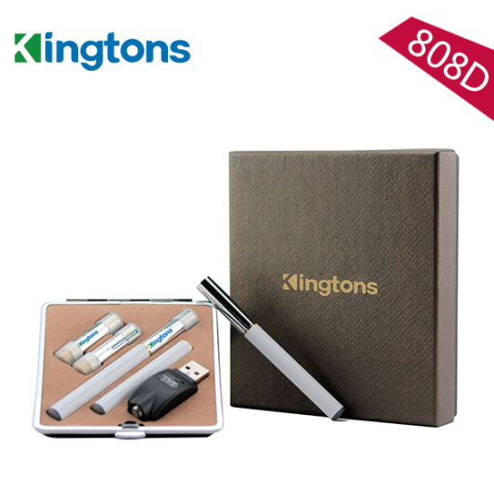 Best Quality Kingtons Two Pieces Rechargeable Ecig pictures & photos