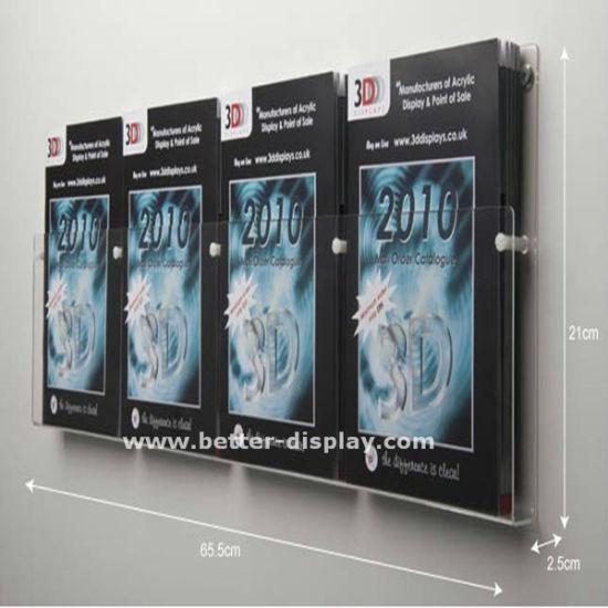 Custom Acrylic Window Display