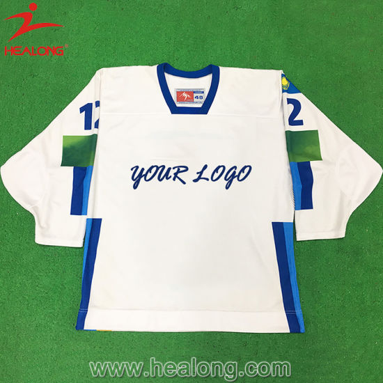 fe22b3f9e84 Healong Designer Dye Sportswear Sublimation Printing Hockey Jersey pictures    photos