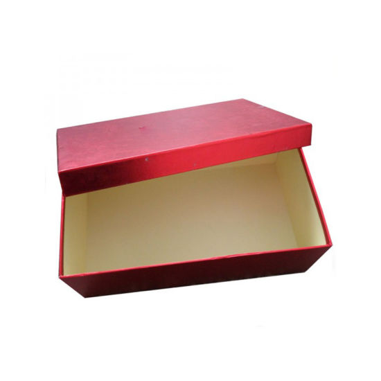 New Design OEM Cardboard Shoes Box pictures & photos