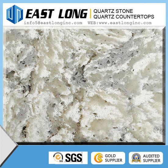 Whole Non Porous Anti Fading Various Color Quartz Countertops Pictures Photos