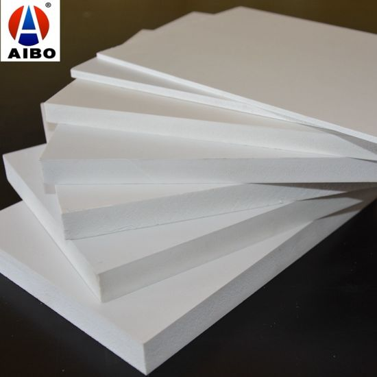 18mm High Density Waterproof PVC Foam Board for Bathroom Cabinet pictures & photos