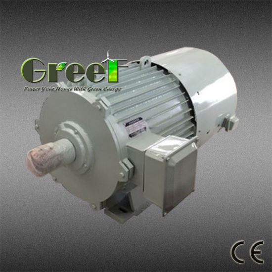 Low Rpm AC Permanent Magnet Brushless Alternator with Ce Certification pictures & photos