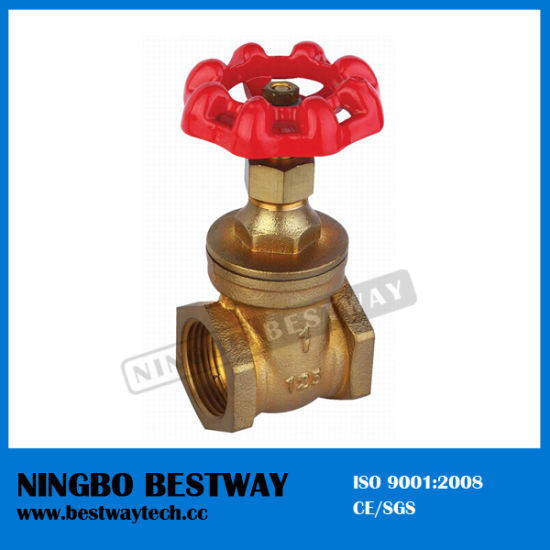 Forged Brass Stem Gate Valve (BW-G07) pictures & photos