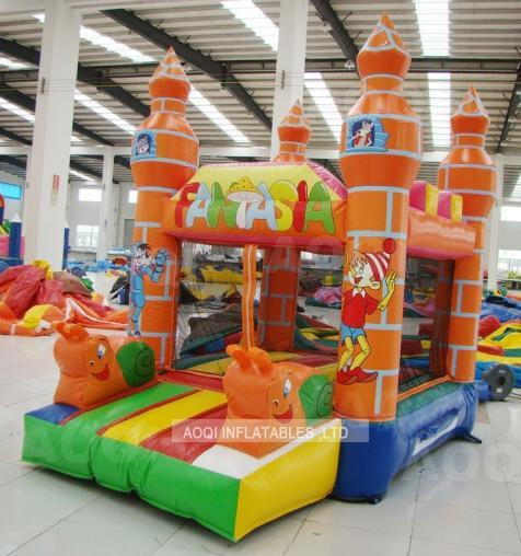 Aoqi Funny Inflatable Bouncy for Kid (AQ21001) pictures & photos
