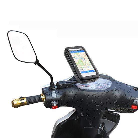 Universal Motorcycle Waterproof Bag Mobile Phone Holder